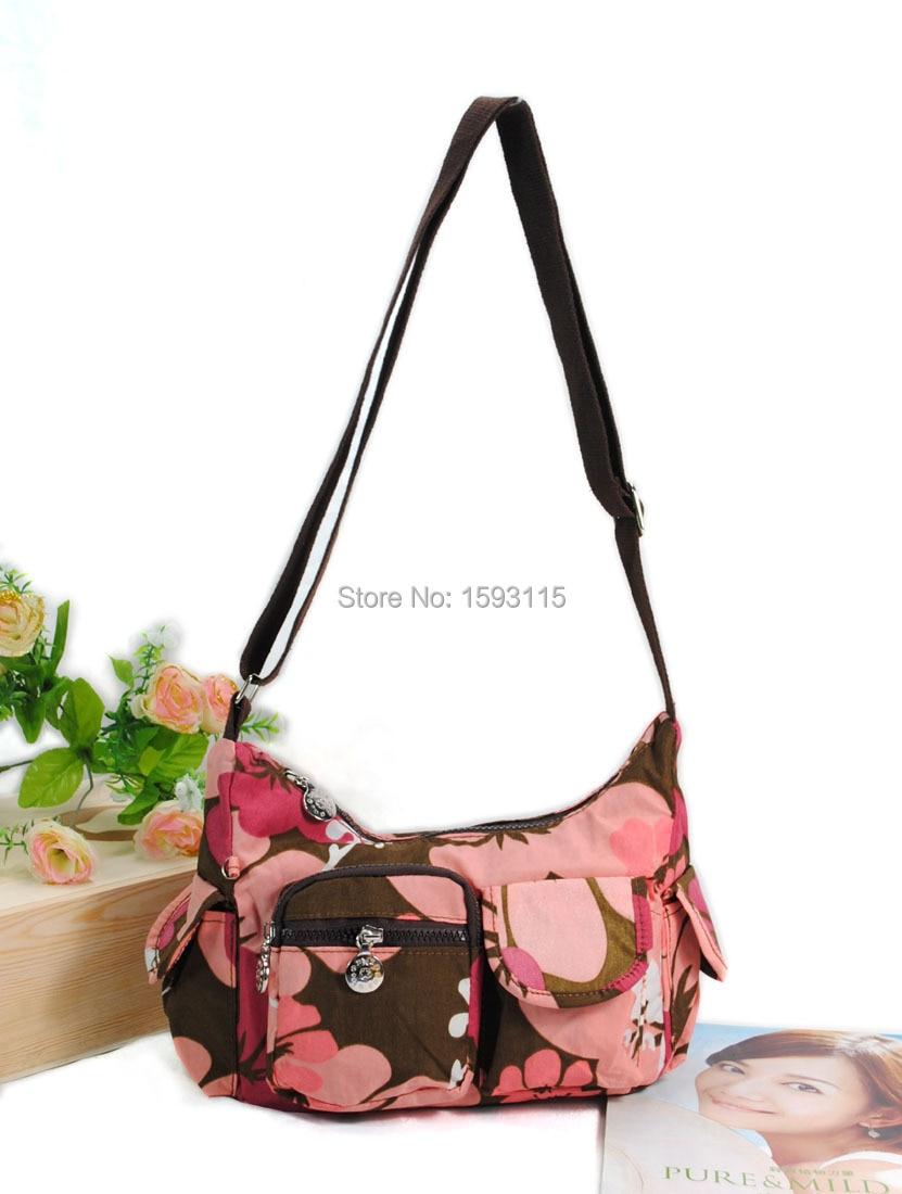 2019 새로운 어깨 가방 메신저 가방 숙녀 가방 방수 - 핸드백