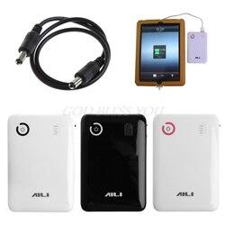 Regulowany 5/9/12V 18650 mobilna ładowarka opakowanie na Power Bank dla Tablet z funkcją telefonu