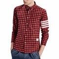 Qiyun.z Brand Clothing Mens Shirt Dress Formal Casual Slim Fit Shirt Clothes Dresse Shirts Camisa Masculina Shirts Size M-4XL