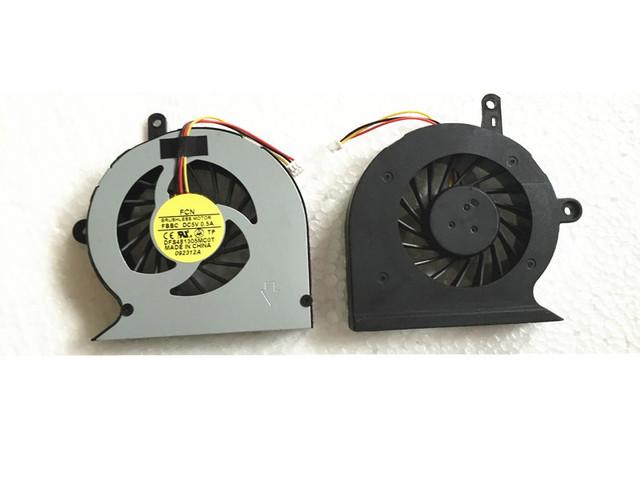 Nuevo original de la cpu del ordenador portátil Ventilador de refrigeración del ventilador Para Toshiba Satellite L830 MF60090V1-C500-G99 envío gratis