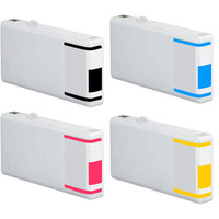 1 Set Ink Cartridge For Epson T7021 T7022 T7023 T7024 For Epson 4000 4500 4015 4025