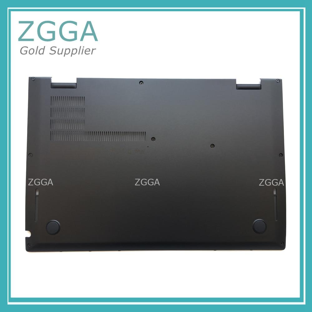 @1  Оригинальный Lenovo ThinkPad X1 Yoga 1-й 20FQ 20FR Нижняя часть корпуса ноутбука Нижняя крышка Нижня ①