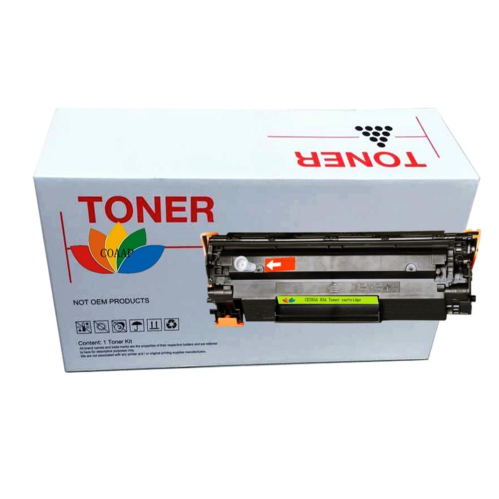 black toner cartridge CE285A CB435A 285A 435A Compatible HP LaserJet P1005 P1006 P1100 P1102 P1102W P1104 P1104W P1106 P1106W