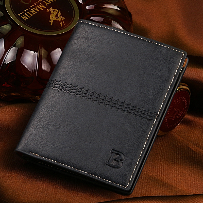 Hanup 2016 Luxury Men Wallets Leather Male Money Purses Famous Brand New Designer Short Purse With Card Holder Dollar Price новогодняя гирлянда lunten ranta диско цвет фуксия длина 2 м