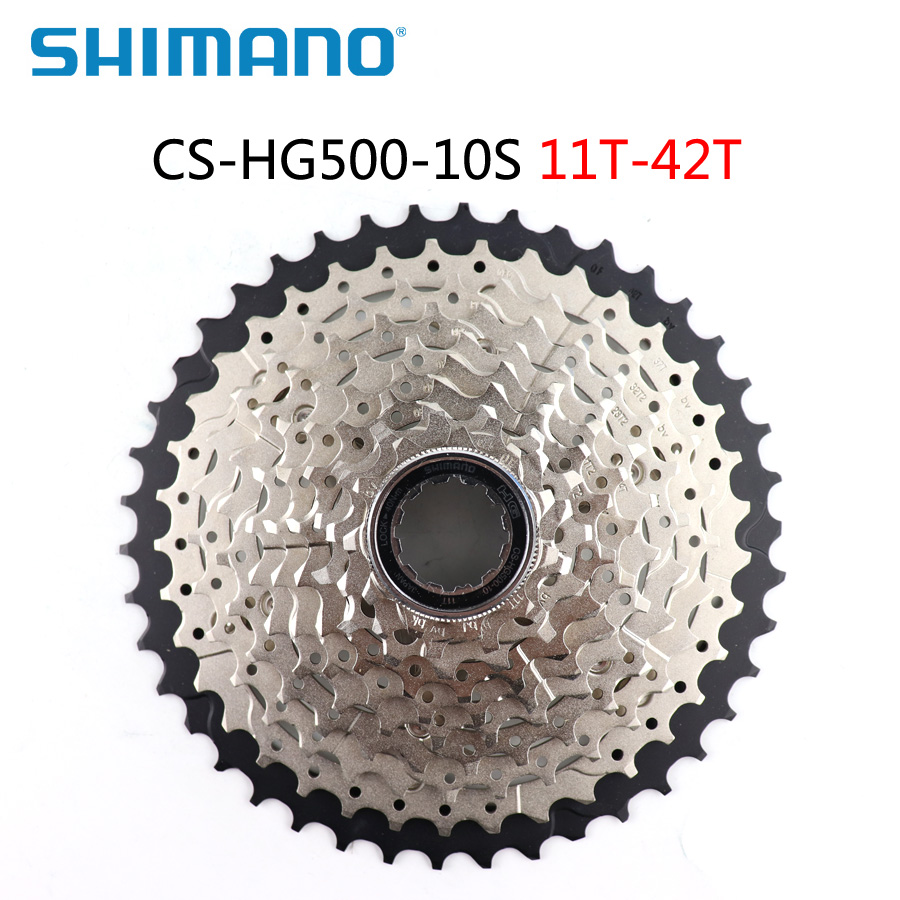 For bicycle Deore CS-HG50 10Speed Bicycle Bike Cycling Cassette Freewheel 11-36T