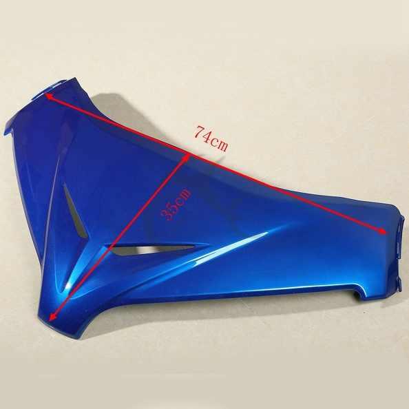 دراجة نارية الزجاج الأمامي لوحة لهجة هدية لهوندا GL1800 جولدوينج 2012-2015 13 14
