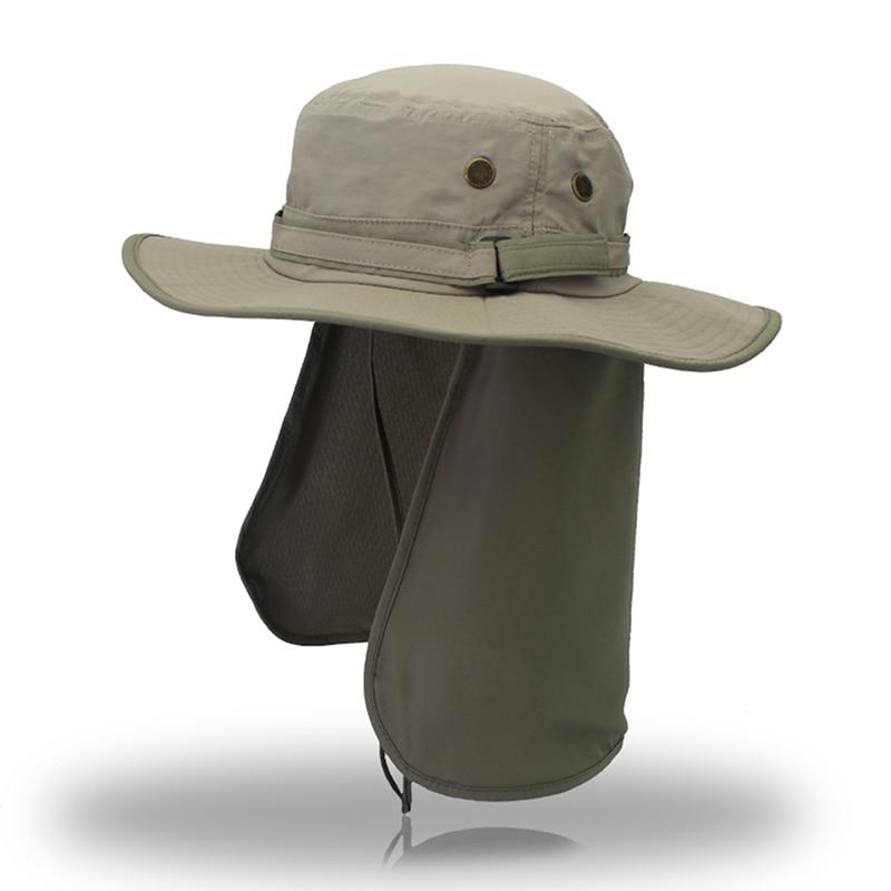 Տղամարդկանց կանանց լայն շերեփ գլխարկ - Հագուստի պարագաներ - Լուսանկար 6