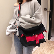 New Womens Fashion Simple Two usages Shoulder Bags Teenagers Female Solid Color Gift Backbag For Girls Popular Crossbody