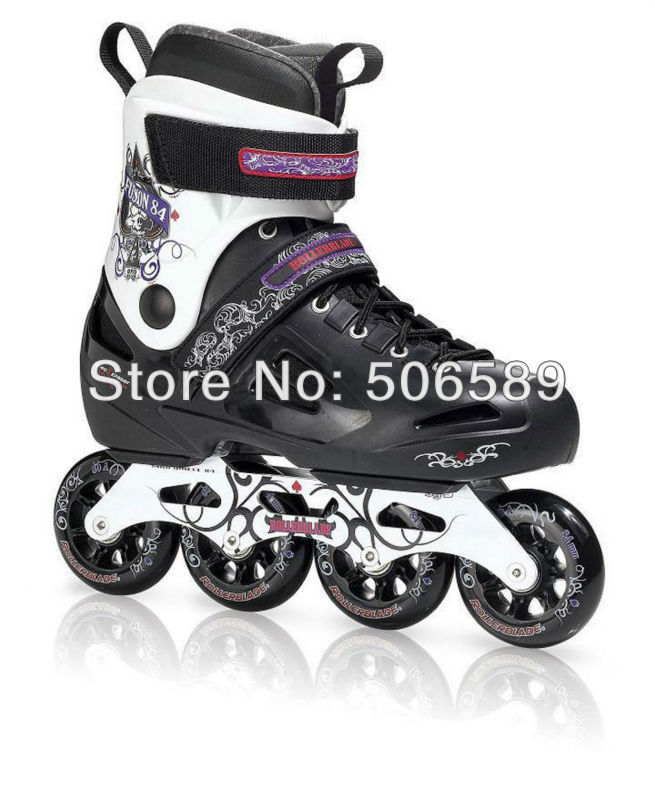 Free Shipping Roller Shoes Fusion 84 Le RB