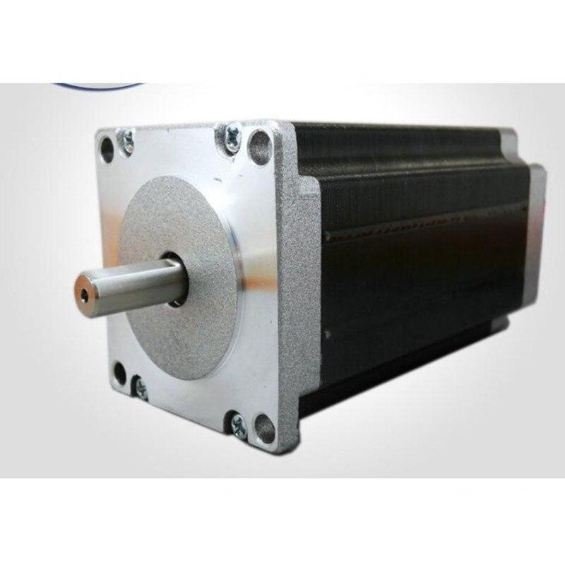 1 pc Nema 23 Stepper Motor 57HS100-4204 4.2A 3N.m Nema 23 motor 112mm 428 Oz-in for 3D printer for CNC engraving milling machine1 pc Nema 23 Stepper Motor 57HS100-4204 4.2A 3N.m Nema 23 motor 112mm 428 Oz-in for 3D printer for CNC engraving milling machine