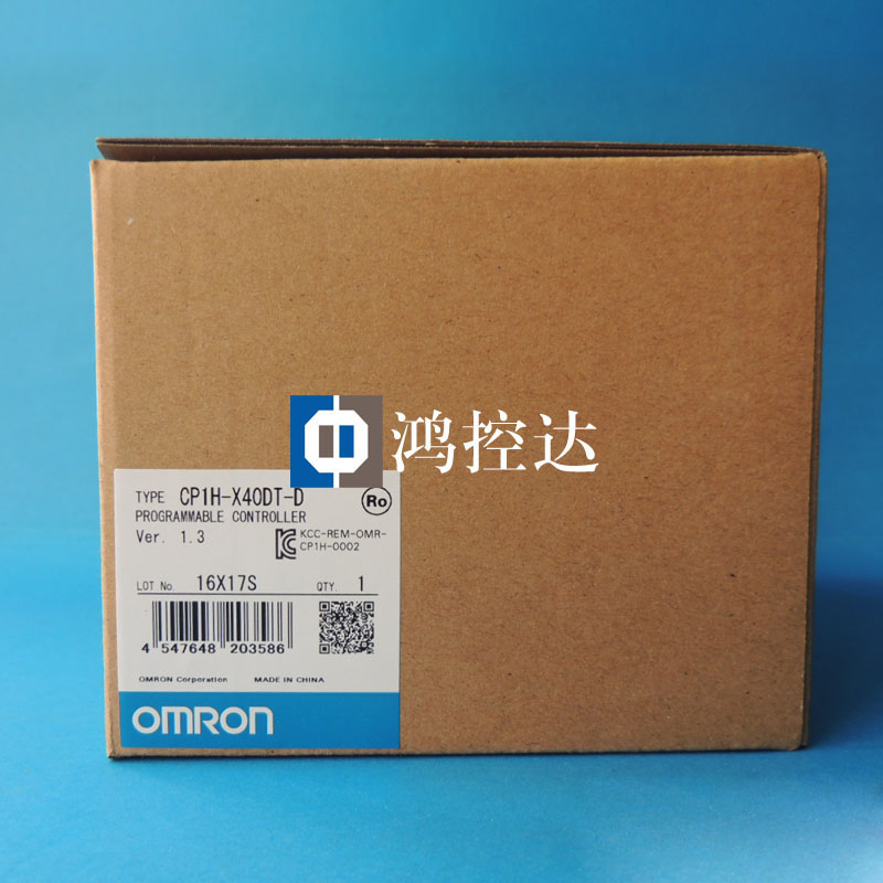 Special Price New PLC CP1H-X40DT-D