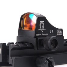 Outdoor war game Hunting Docter rifle Red Dot Reflex Sight Scope For AIRSOFT Docter Tactical Red Dot Sight цены