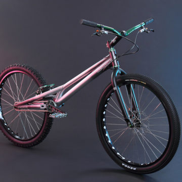 ORIGINAL ECHO <font><b>BIKE</b></font> <font><b>TRIAL</b></font> ZOO! 26 ZOLL image