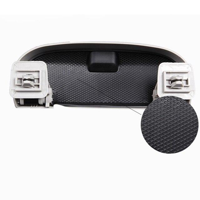 Schowek pudełko na okulary przeciwsłoneczne dach dla Mercedes Benz W205 W203 W204 wnętrze trwałe
