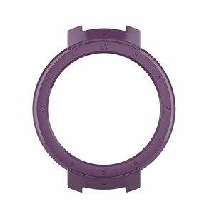 Image 5 - Nieuwe 10 Kleuren Beschermende Case Cover Protector Frame Shell Accessoires Duurzaam Slim Voor Amazfit Rand Smart Horloge
