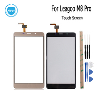 LEAGOO M8 Original Sensor Touch Screen Perfect Repair Parts Touch Panel Tools For LEAGOO M8 Screen