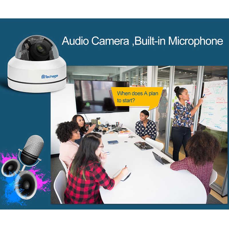 H.265 1080P Ptz Poe Ip Camera 4X Zoom Mini Speed Dome Indoor Outdoor Waterdichte 2MP Cctv P2P Onvif video Poe Camera