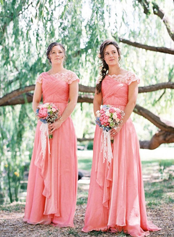 Popular Colored Bridesmaid Dresses-Buy Cheap Colored Bridesmaid ...