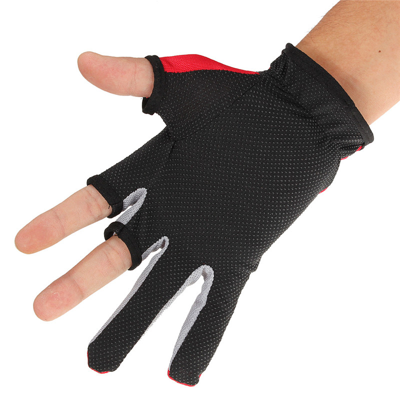 1 pair skidproof sea fly fishing gloves mittens tackle rod for Fly fishing gloves