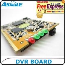 Купить с кэшбэком 2-32GB cctv dvr board PCB BOARD with remote controller from ASmile