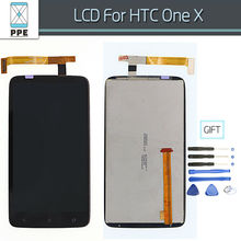 Original LCD Screen for HTC ONE X Lcd Display Touch Screen Replacement