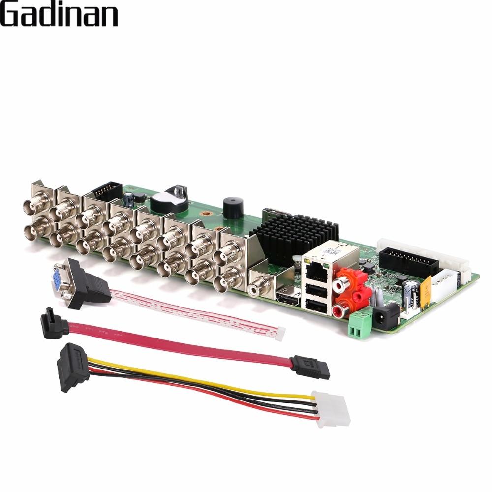 GADINAN CCTV H.264+ /H.264 Network Video Recorder 4/8/16 Channel 4.0MP-N Hybrid AHD/CVI/TVI/CVBS NVR XVI 5 in 1 Main BOARDGADINAN CCTV H.264+ /H.264 Network Video Recorder 4/8/16 Channel 4.0MP-N Hybrid AHD/CVI/TVI/CVBS NVR XVI 5 in 1 Main BOARD