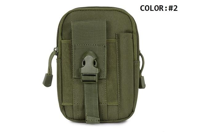First Aid Kit Waist Belt Bag Outdoor Travel Emergency & Survival Wound Treatment Medical Bag
