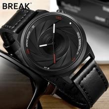 Camera Lens Series Unique Unisex Watch