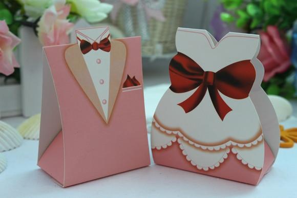 Creative wedding supplies western dress design box for Wedding dress shipping box