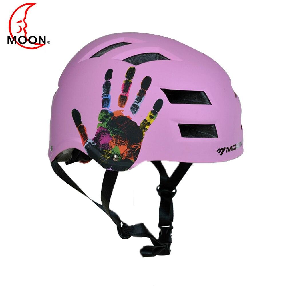 Spor ve Eğlence'ten Bisiklet Kaskı'de Ay bisiklet kask entegre yol bisikleti bisiklet yetişkin kask gençlik erkekler açık motosiklet sıcak spor kask title=