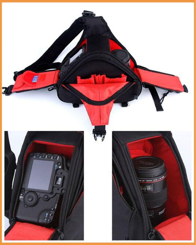 Saco Da Câmera Para Nikon DSLR D7200