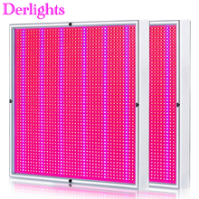 2PCS High Power LED Grow Light 200W Full Spectrum Plant Lamp For Indoor Plants Vegetables Flowers Horticulture Hydroponic System