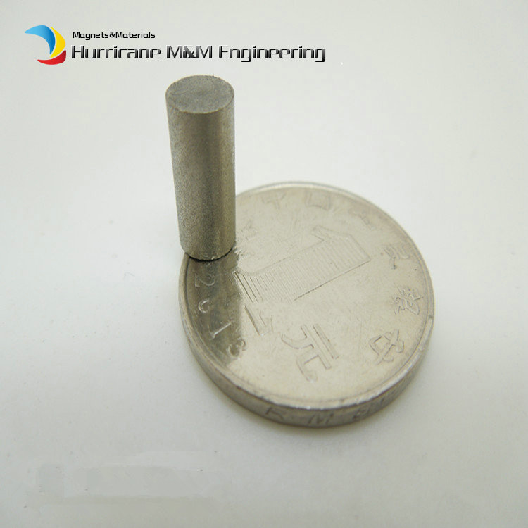 1 pack SmCo Magnet Rod Diameter 6x12 mm Cylinder Grade YXG24H 350 Degree C High Temperature Permanent Rare Earth Magnets 41 1mm 350 cylinder
