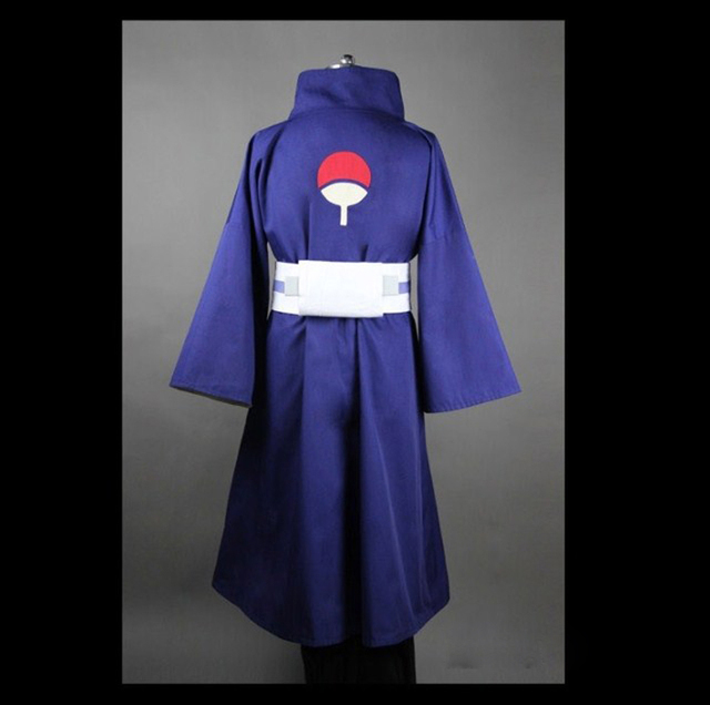Naruto Shippuden Anime Cosplay Costume