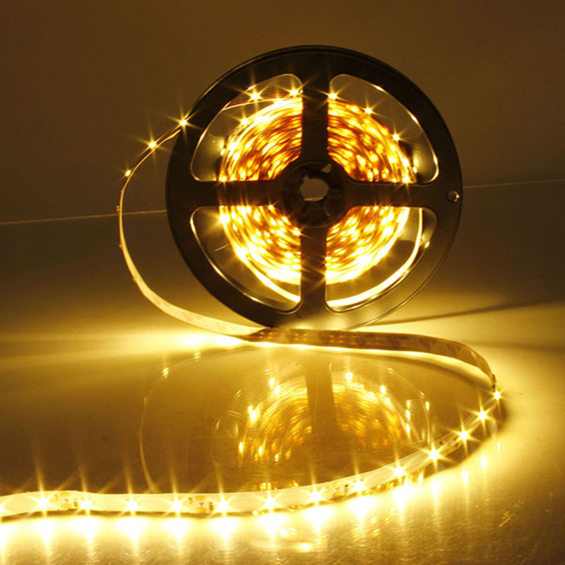 Smuxi LED Strip 5M 300LED 3528 SMD Flexible Light Strip