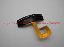 Nikkor 18 55mm 18 55mm vr 렌즈 수리 부품 (gen1) 용 nikon AF S dx 용 플렉스 케이블이있는 새로운 베 요넷 마운트 접촉기