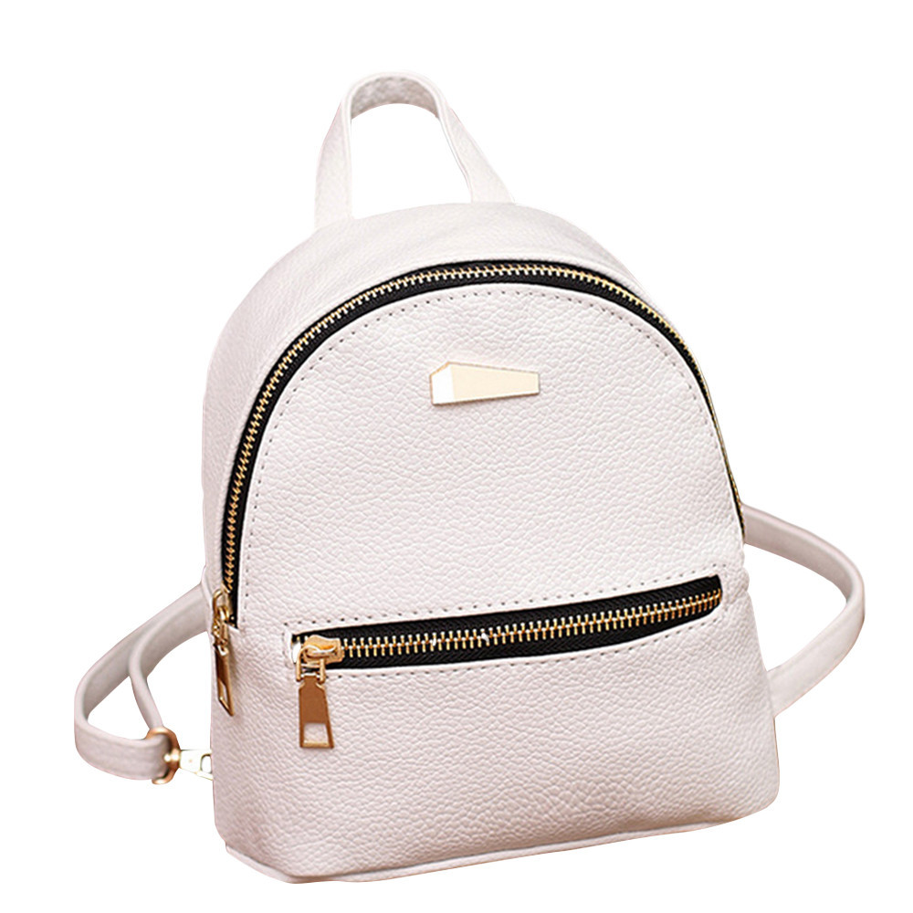 Tote Bagpack Purse Letter School-Shoulder-Bag Travel Female Fashion -25 Mochila4.512