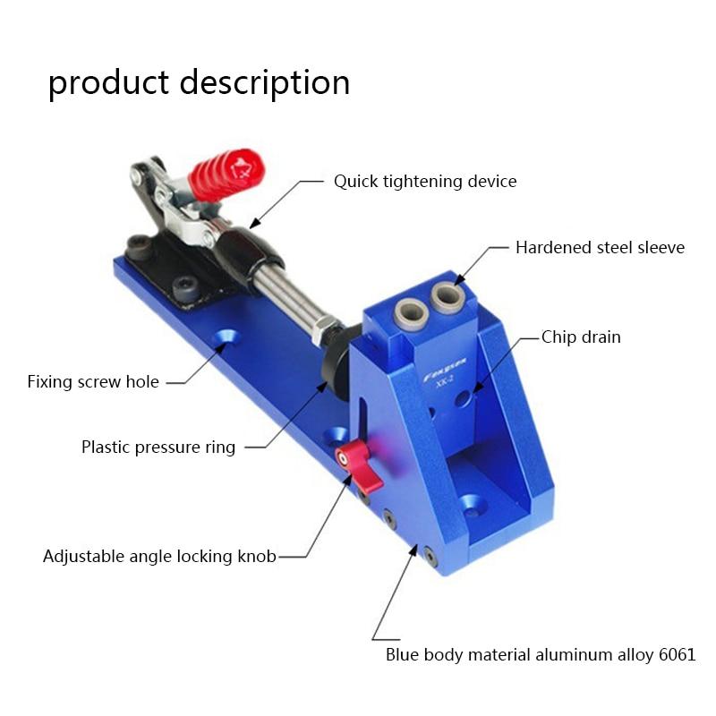 braçadeira Sistema Kit Carpinteiro 9