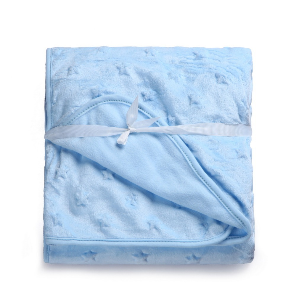 81d16979523b3 Baby Blanket Newborn Thermal Soft Fleece Blanket   Swaddling Bedding Set-in  Blanket   Swaddling from Mother   Kids on Aliexpress.com