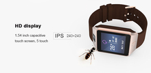 Android 5.1 smart watch quad-core 3G card memory Wifi Internet smart watch recording video information push smart watch