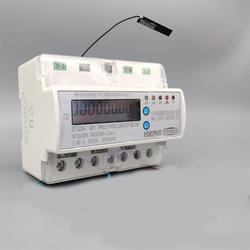 3 фазы 60A пульт дистанционного управления wifi смарт din-рейку счетчик энергии кВтч с защитой от перенапряжения тока RS485