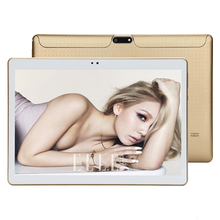 Promotion 10.1 Inch T805C Tablet Computer CARBAYSTAR Tablet PC Octa Core Android 6.0 Tablet pcs IPS Screen GPS laptop Rom 64GB(China (Mainland))
