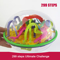 New Perplexus 3D Maze Game Toy Learning &Educatinal Puzzle ball 299 steps Big Size Kid  Adult Maze Intellect  ball Baby Toys