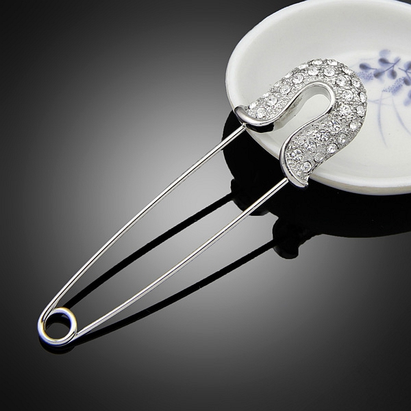 Aliexpress.com : Buy NEW Hijab Pins Safety Pin Brooch ...