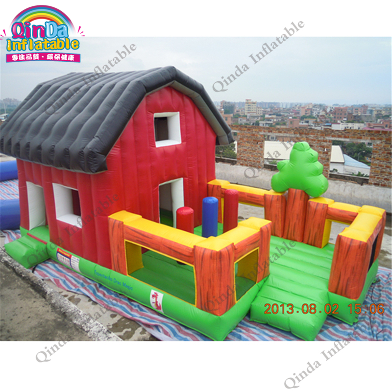 Guangzhou Wholesaler Puzzle Bouncy Castles Jumping Castle Toys For Kids,Bounce House Combo With Free Air Blower shanghai guangzhou 12 300mm
