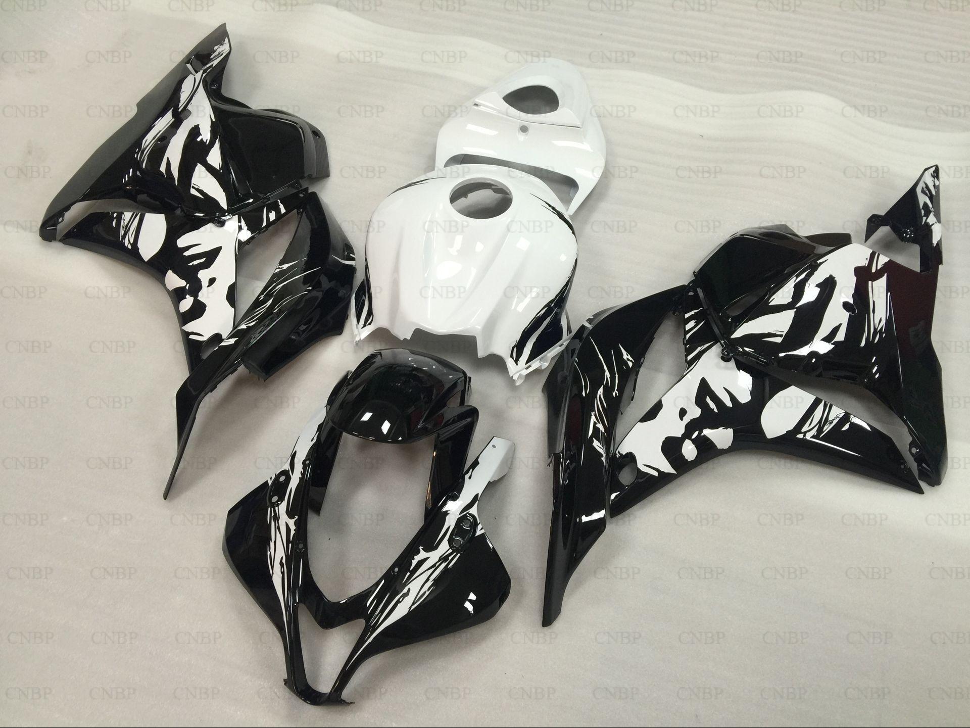 Fairings CBR600 RR 2009 Body Kits for Honda CBR600RR 2009 2009 2012 White Black GIRL Full Body Kits CBR 600 RR 2011
