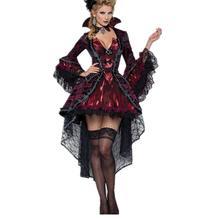 2016 New Halloween Costumes For Women Vampires Vixen Costume LC8922 Deguisement Adulte Sexy Fantasias Femininas Halloween Menina