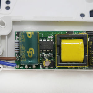 Image 5 - משלוח חינם 19 25 w Led אורות נהג 20 w/22 w/23 w/24 w /25 w אספקת חשמל תאורת שנאי AC85 265V פלט: 560 600mA, DC24 42V