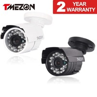 Tmezon 800TVL 1 4 CCTV Security Camera IR Cut Infrared Bullet Day Night Vision Outdoor