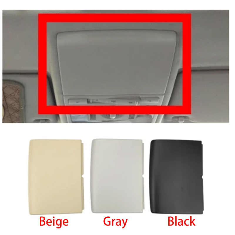 1 Pcs Skylight Motor Cover Ceiling Lamp Side Plate For Vw